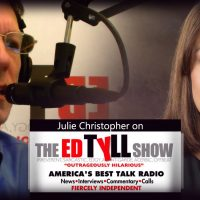 Julie Christopher on The Ed Tyll Show